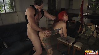 Dirty sex scenes leads this whore to feel idiotically aroused