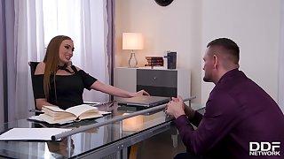 HandsOnHardcore - Liza Billberry Naughty Therapist Anal
