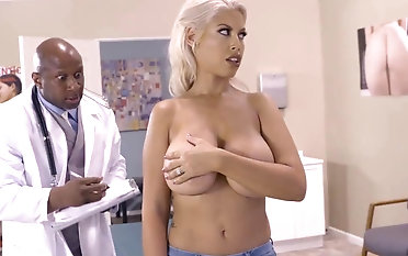 Milf with fat natirals fucked by black doctor in ehavy capital punishment